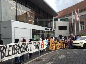 Hanau Demonstration